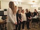 Vánoční koncert žáků školy 21.12.2015