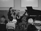 Koncert I. Zakharenko a K. Fialové 4.10.2016