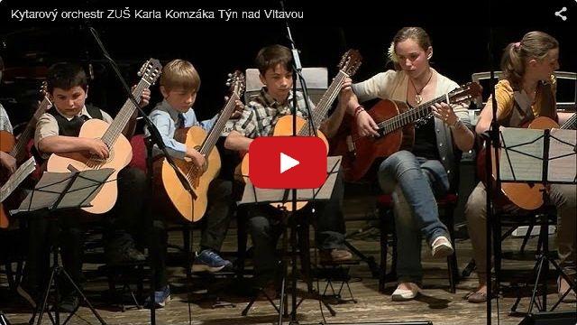 Kytarový orchestr