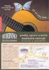 Hudební nástroje v Albrechticích nad Vltavou