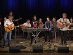 Koncert Nezmaři + kapela ZUŠ 28.4.2015