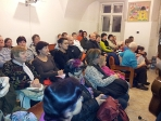 Vánoční setkání v Městské knihovně 10.12.2015