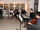 Týnská kapela 7.12.2018 v Městské galerii Týn nad Vltavou