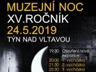 Muzejní noc 24.5.2019