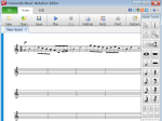 CrescendoMusicNotationEditor